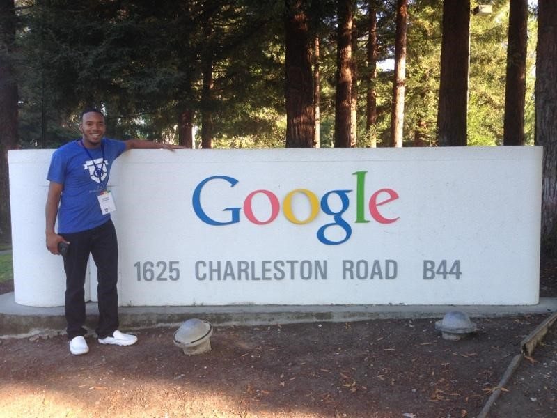 Earnest Johnson, a proud Google Ambassador