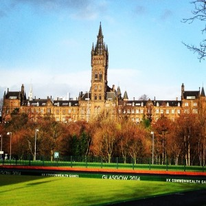 University of Glasgow in Scotland