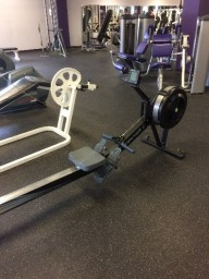 New fitness center equipment. Photo credit: Marquis Cherry