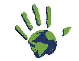 social-justice earth hand
