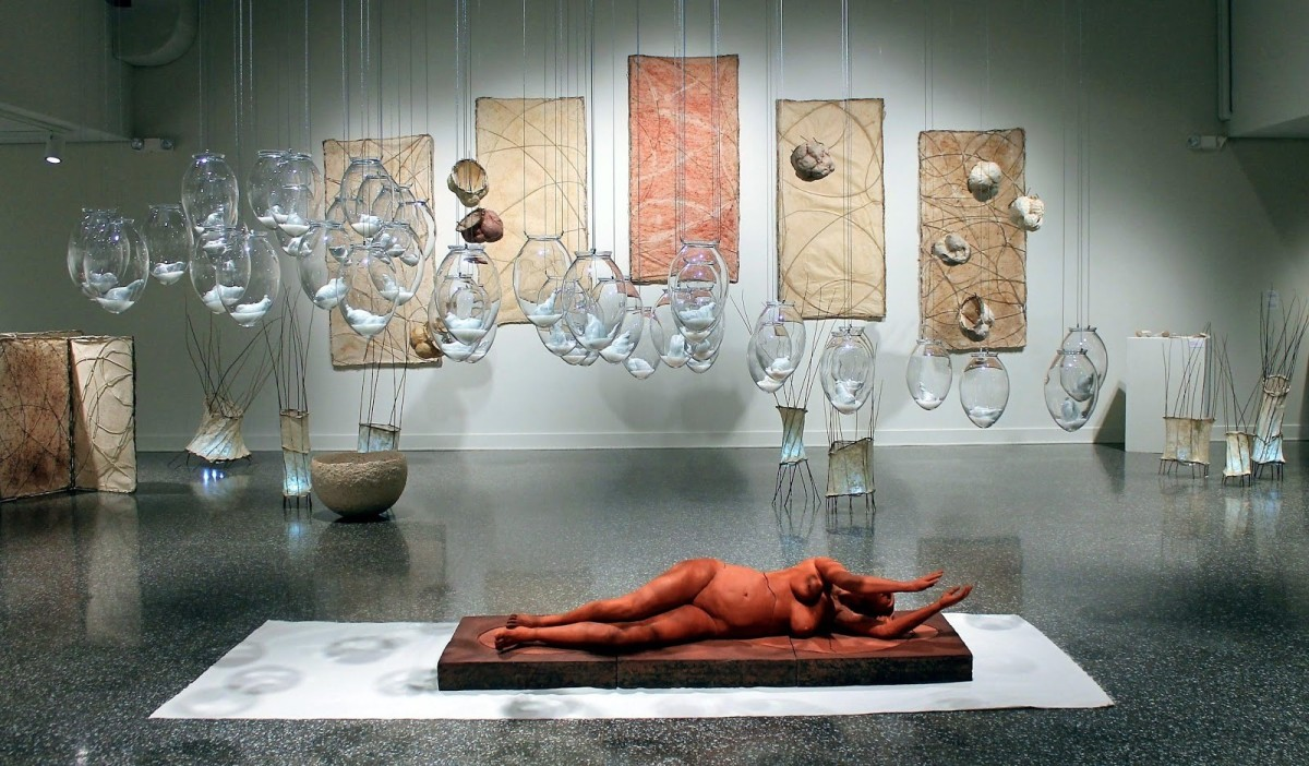 Allora McCullough: Uncomfortability, Sculpture, and Accessibility