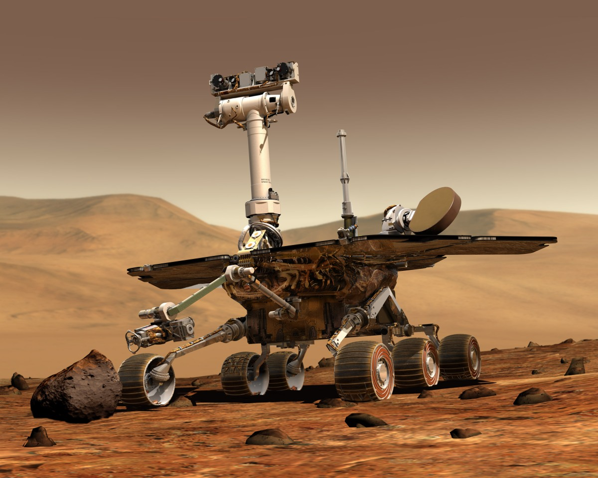 "Become a Mars Expert Through ""Exploring Mars"""