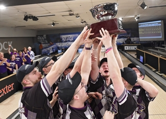McKendree University Bowling Team