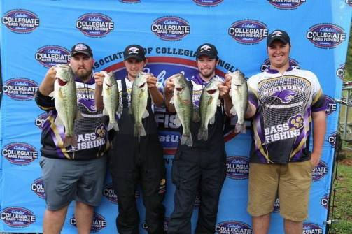 McKendree University Bass Fishing Team
