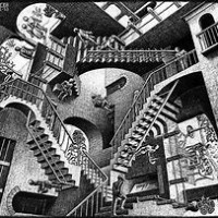M.C. Escher: The Mathematical Artist