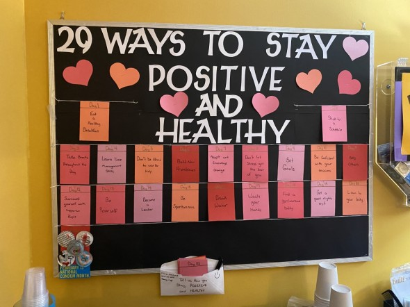 board at health services